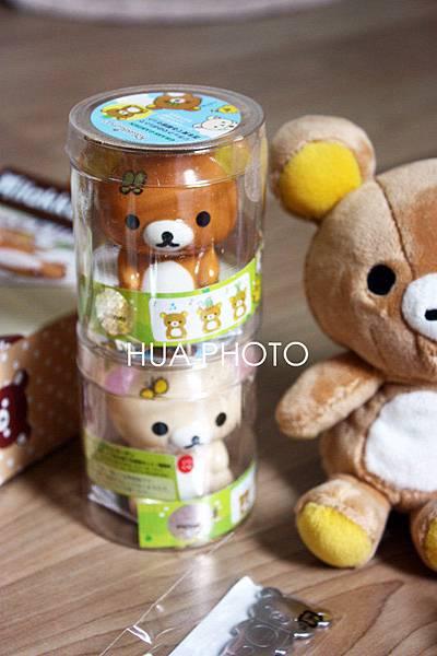 懶懶熊迷你盆栽,懶熊跟懶妹各1