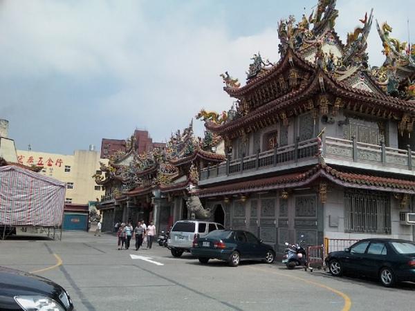 北港五路財神廟