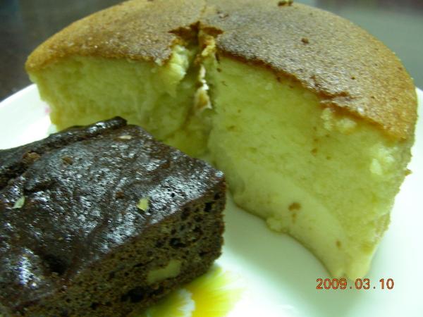 焦糖布丁蛋糕3