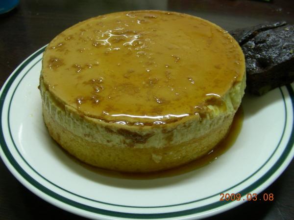 焦糖布丁蛋糕4