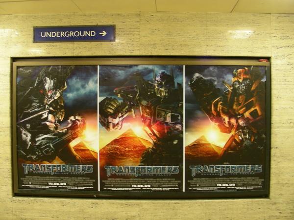Transformers-revenge Ads