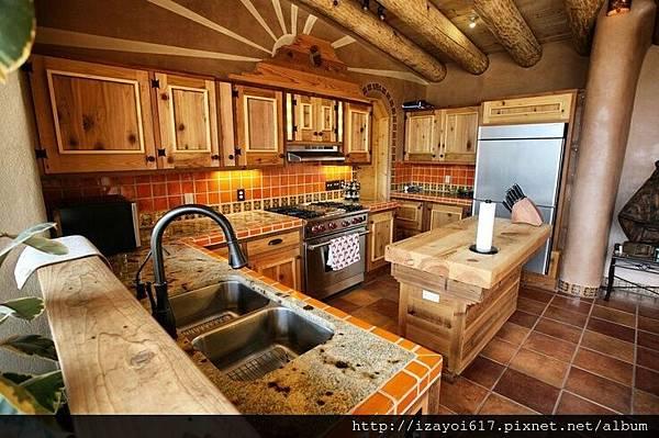 earthship廚房