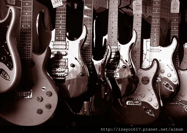 guitar temple