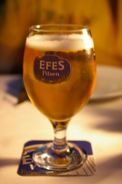 土耳其的國產啤酒