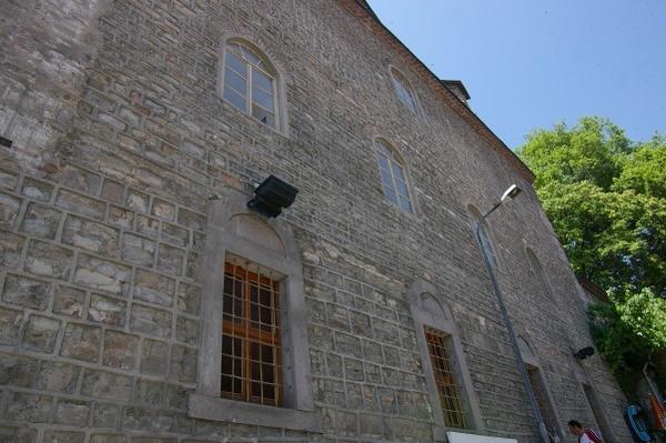 番23-番紅花城之某扇古牆