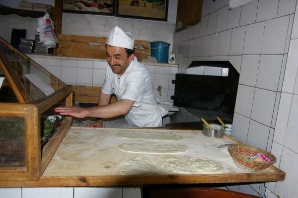 番15-工作中的廚師