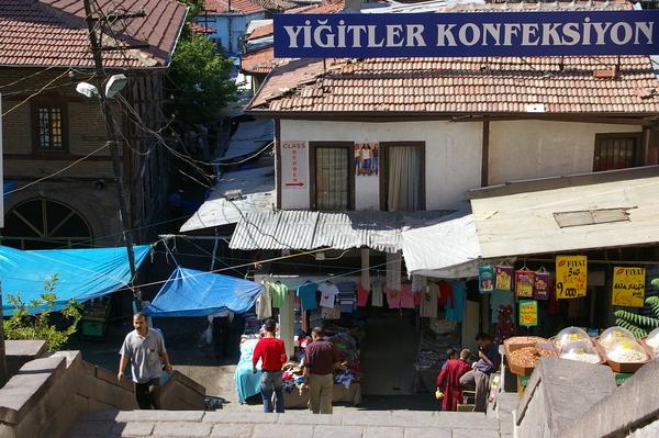 土耳其市集遊