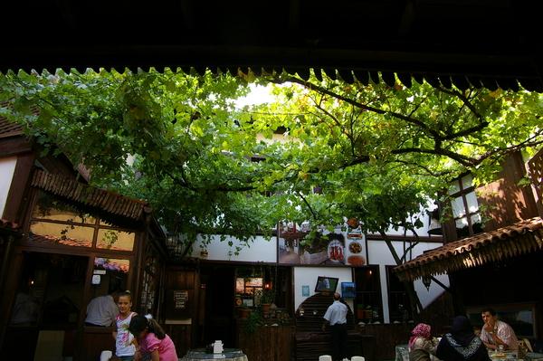番14-蕃紅花城之好吃餐廳內景