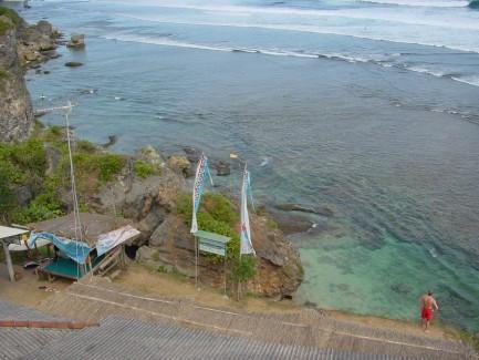 D4-3 Uluwatu 看斷崖