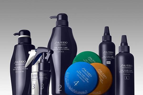 Shiseido全效髮美方程式