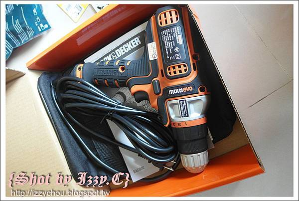 BLACK&DECKER EVO惡魔機