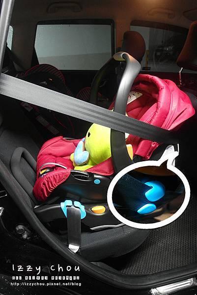 Chicco Key Fit 手提式安全汽座