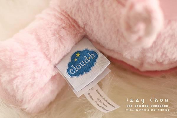 美國Cloud b 寶貝舒眠星光夜燈 小豬