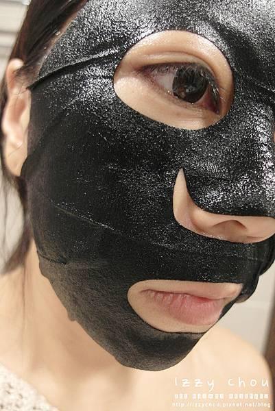 SexyLook保濕黑面膜