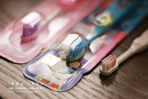 兒童造型牙刷