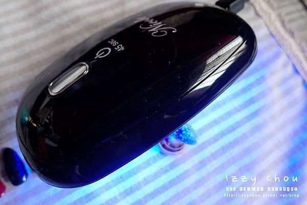 大森美甲 鑽石甲油膠 光療燈