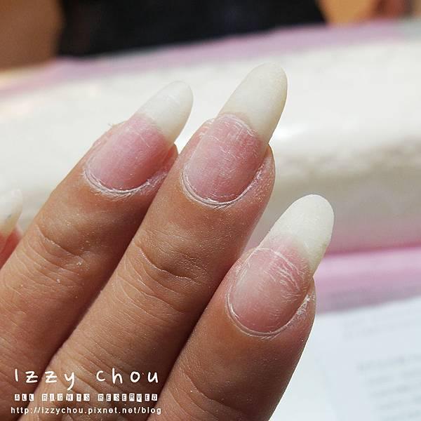Pantone 2016 nail art Jewelle潔月兒藝術美甲