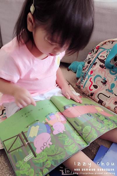 Peppa Pig粉紅豬小妹 套書 中英對照