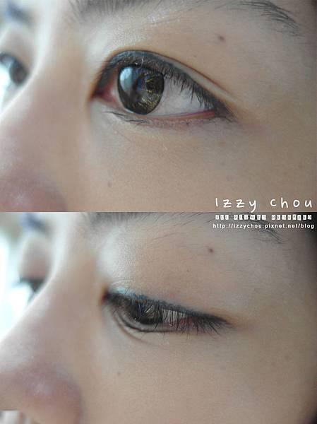 3D立體眼線 2年後