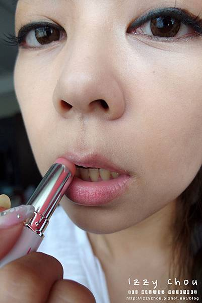 A%5CPIEU 奧普 kissable變色防曬護唇膏