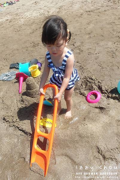 LAVIDA 比利時Quut戲水玩沙組 挖挖樂沙鏟