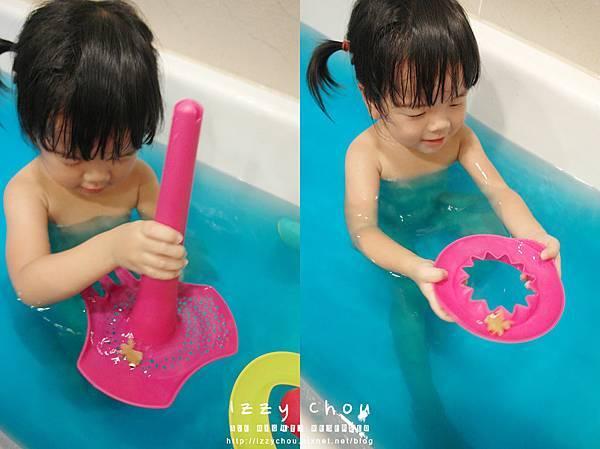 LAVIDA 比利時Quut戲水玩沙組 多功能耙沙漏斗 愛心造型模具 多功能漏斗刨杯