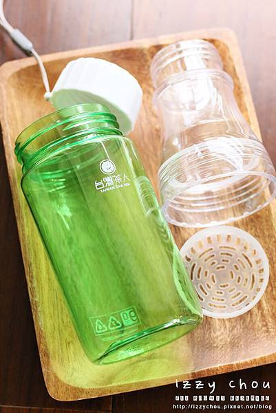 台灣茶人 兩段式創意造型冷水瓶