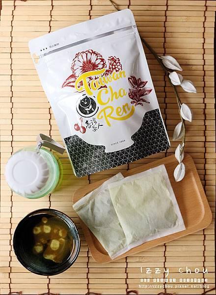 台灣茶人 頂級抹茶烏龍茶包