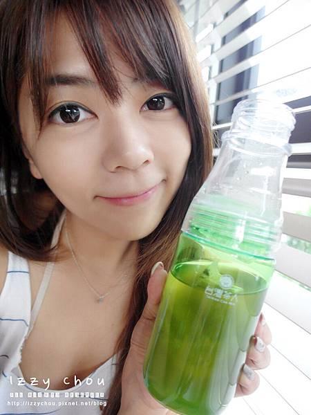 台灣茶人 頂級抹茶烏龍茶包 兩段式創意造型冷水瓶