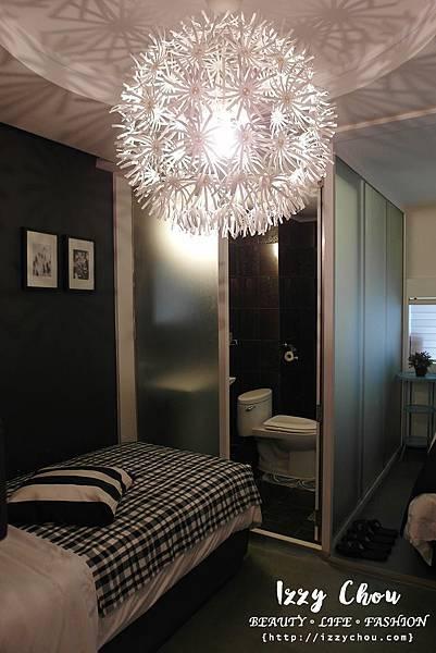 Hotel Bon Bon deluxe twin 豪華雙床房