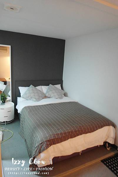 Hotel Bon Bon triple 豪華三人房