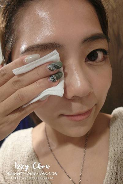 防水眼妝卸妝