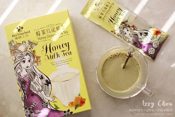 蜜蜂工坊 迪士尼公主系列-蜂蜜烏龍奶茶 長髮公主 樂佩