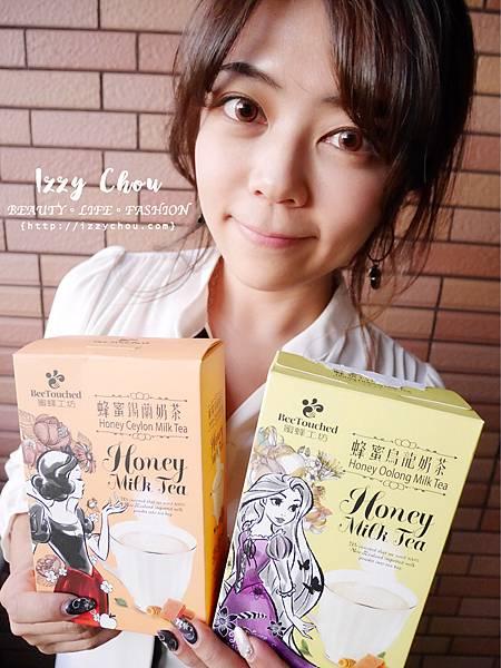 蜜蜂工坊 迪士尼公主系列 蜂蜜奶茶