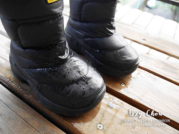 ABC-MART Hawkins機能雪靴 防潑水