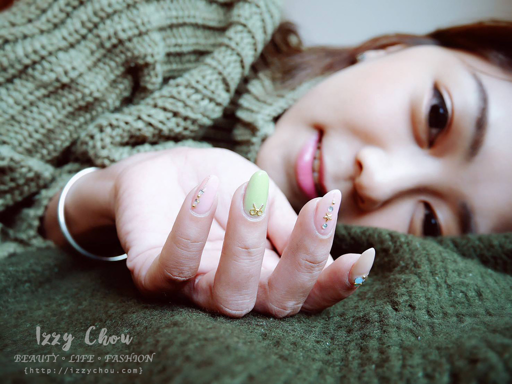 2017春季美甲 pantone nail art