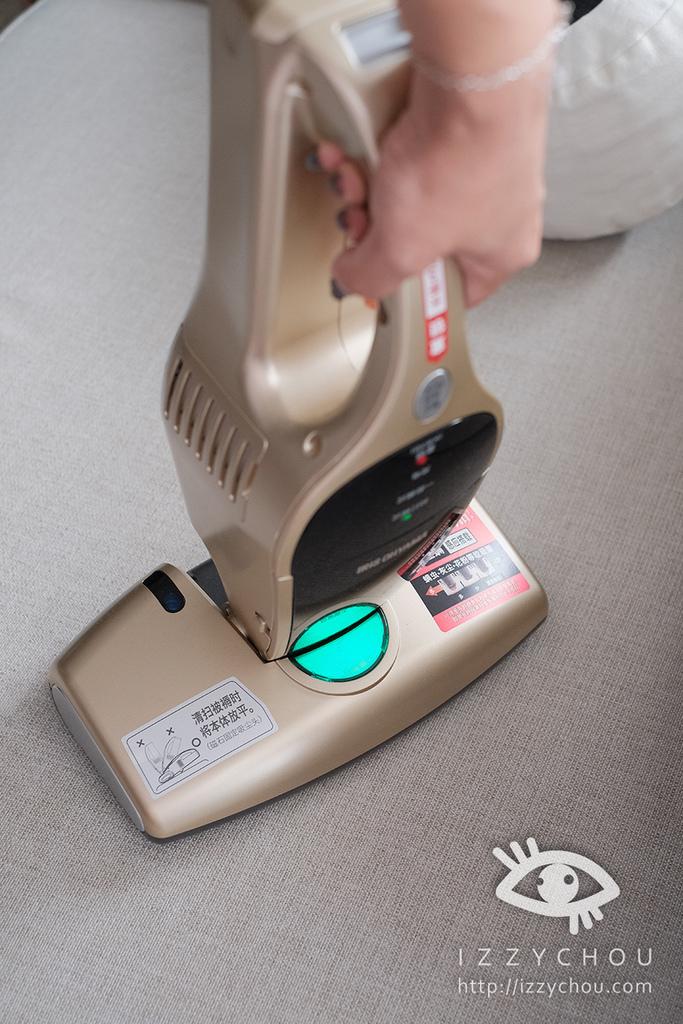 日本生活家電 IRIS Ohyama IC-FDC1 除蟎吸塵器 可調角度