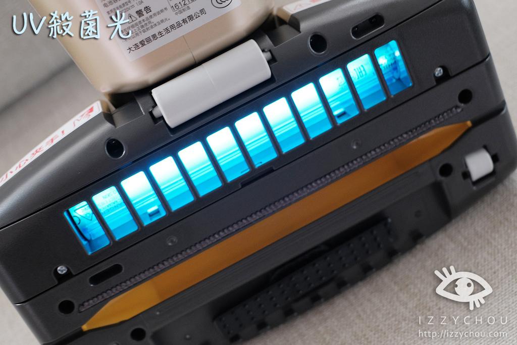 日本生活家電 IRIS Ohyama IC-FDC1 除蟎吸塵器 UV殺菌