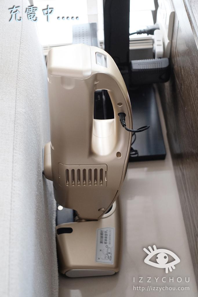 日本生活家電 IRIS Ohyama IC-FDC1 除蟎吸塵器 快速充電