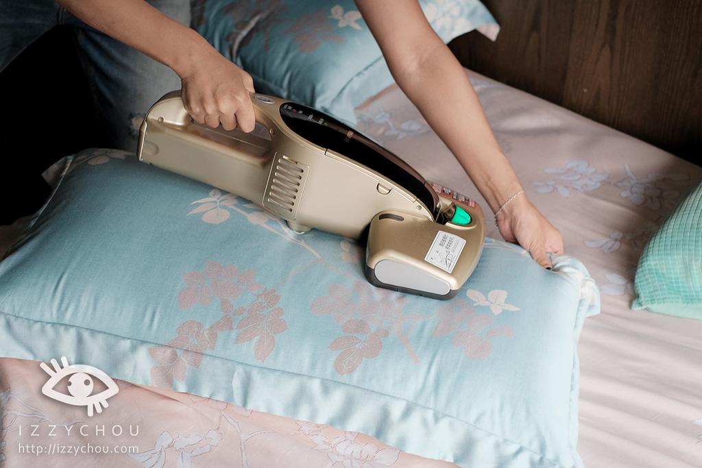 日本生活家電 IRIS Ohyama IC-FDC1 除蟎吸塵器 臥室枕頭