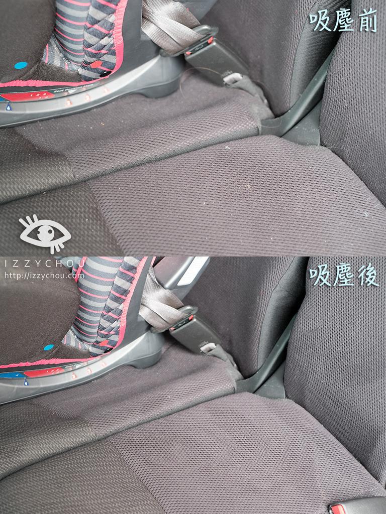 日本生活家電 IRIS Ohyama IC-FDC1 除蟎吸塵器 車用