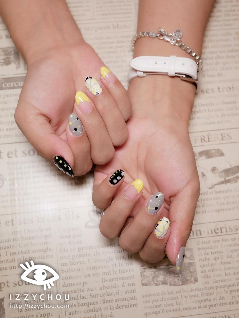 潔月兒藝術美甲Jewelle nails