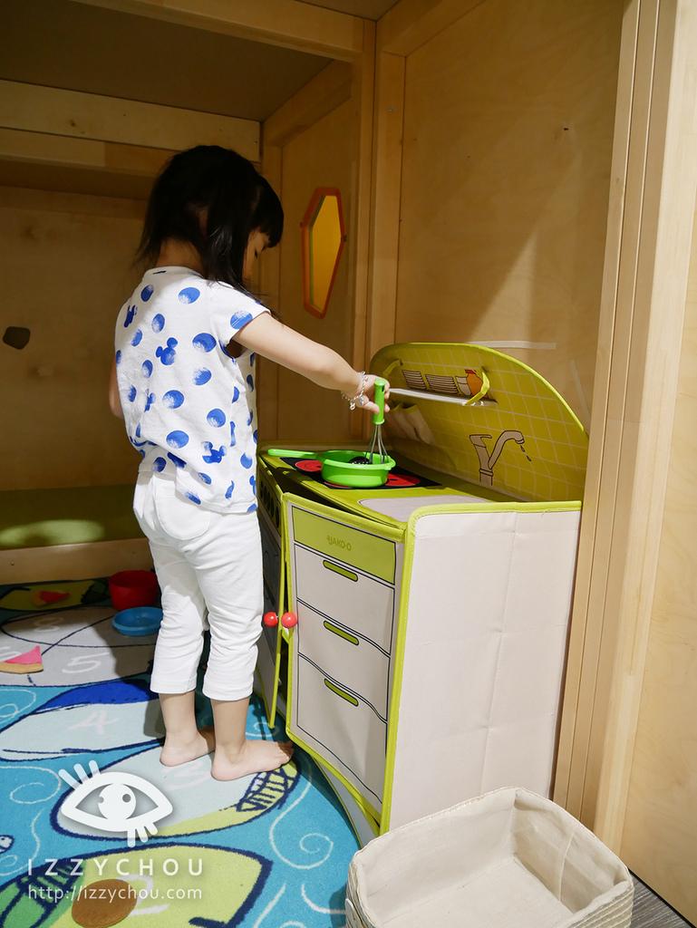 JAKO-O 內湖旗艦店 廚房遊戲