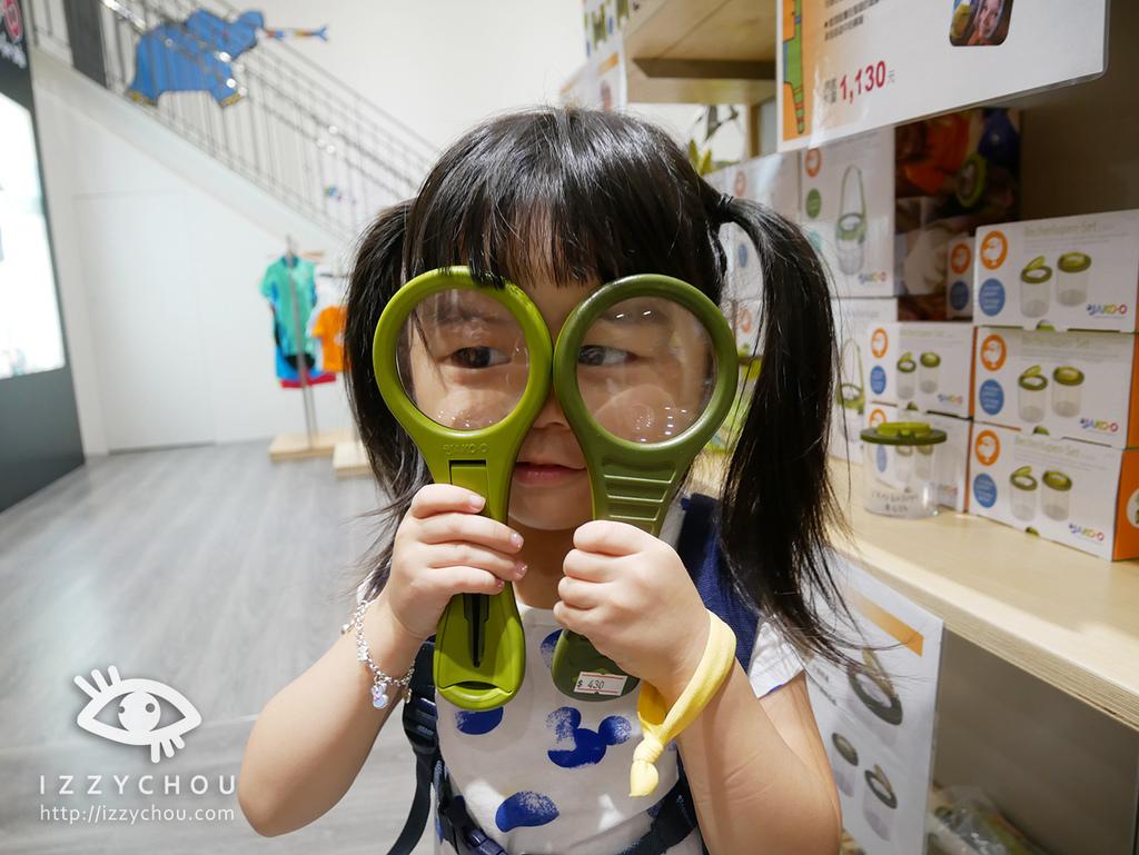 JAKO-O 內湖旗艦店 戶外觀察放大鏡