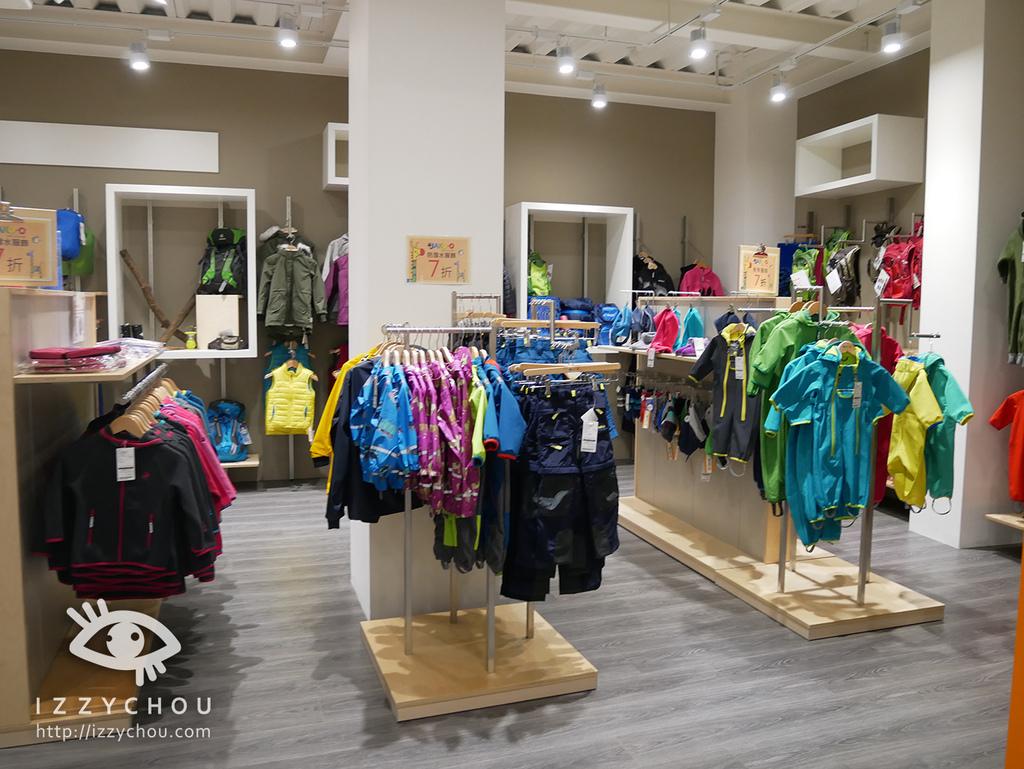JAKO-O 內湖旗艦店 兒童機能服飾