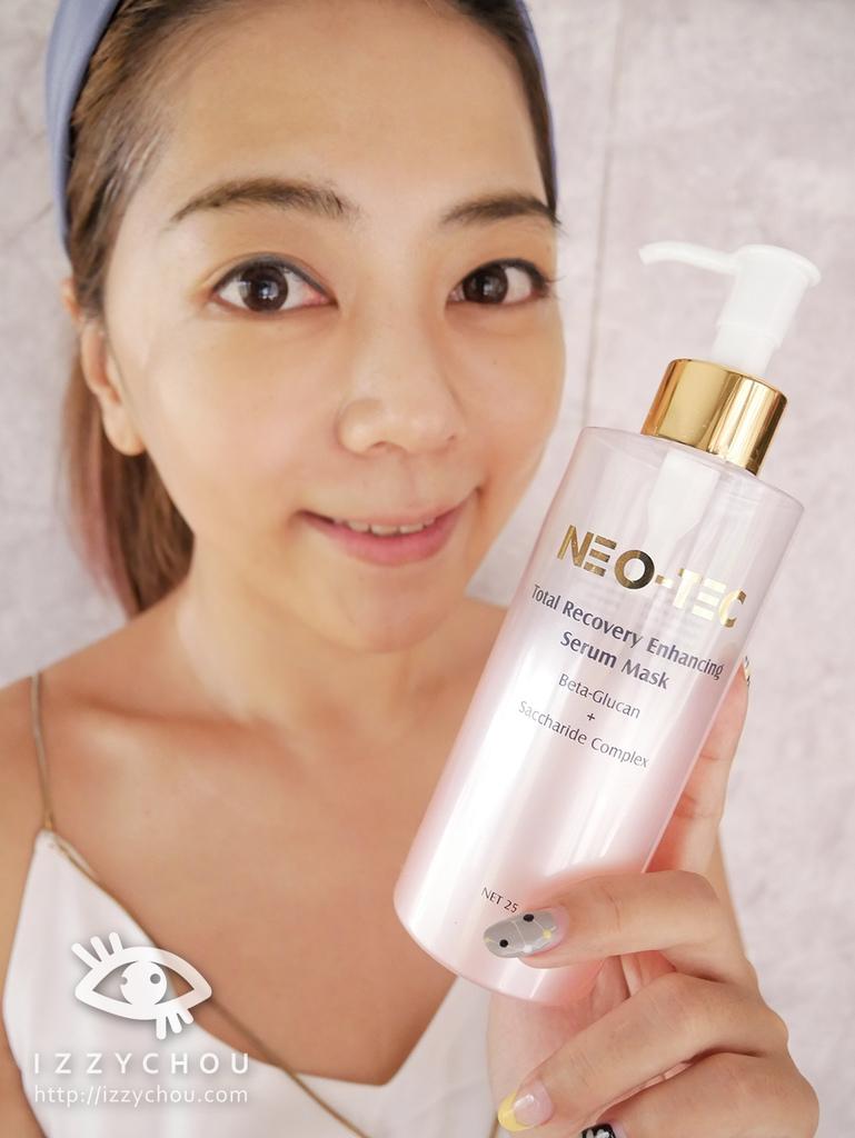 NEO-TEC 葡聚醣修復精華面膜