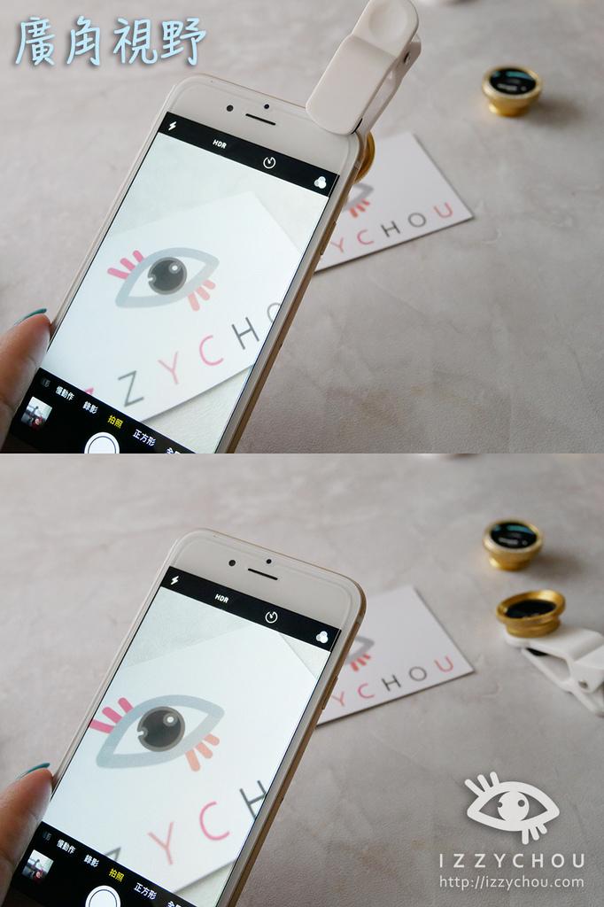 N42 六合一LED美顏自拍補光燈鏡頭組