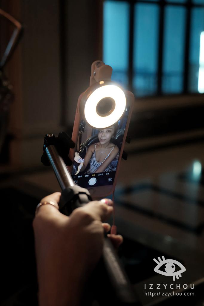 中景科技 E-books N42 六合一LED美顏自拍補光燈鏡頭組