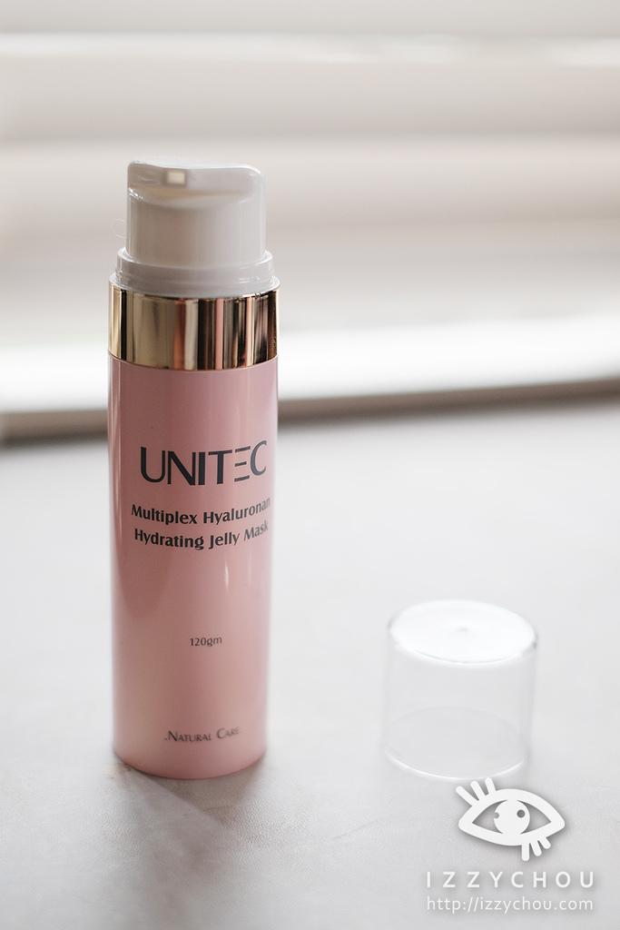 UNITEC彤妍燕窩素玻尿酸保濕水凍膜