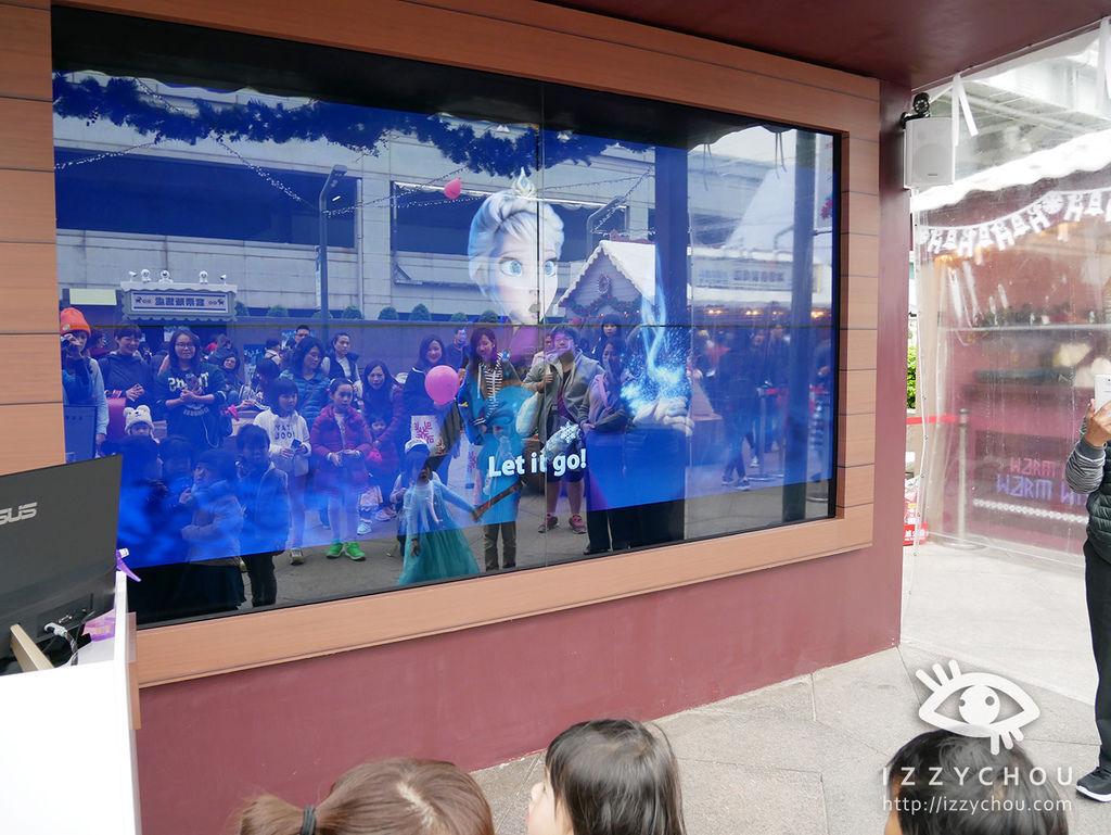 2017迪士尼冰雪奇緣嘉年華 體驗設施排隊攻略